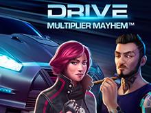 Онлайн-аппарат Drive: Multiplier Mayhem для азартных игроков