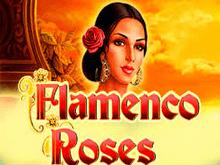 Игровой аппарат Розы Фламенко в онлайн казино Вулкан