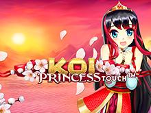 Принцесса Кои: игровой азартный автомат в онлайн-режиме