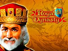 Игровой аппарат Королевская Династия в онлайн казино Вулкан