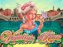 Игровой аппарат Венецианская Роза в популярном казино Вулкан